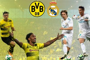 Champions League Preview: Borussia Dortmund host holders Real Madrid