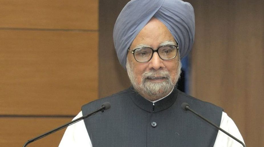 Manmohan Singh, Amit Shah, economy