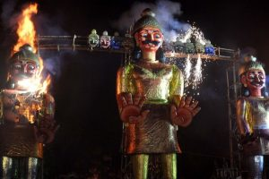 Dussehra celebrated in West Bengal