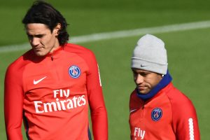 Neymar-Cavani rivalry 'healthy' for PSG: Okocha