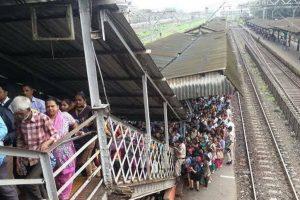 Elphinstone stampede: Railways not celebrating Dussehra