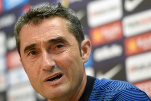 We figured out how to beat Real Madrid's pressure in our end, says FC Barcelona manager Ernesto Valverde