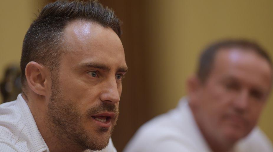 Faf du Plessis. South Africa, Dale Steyn, India, Test