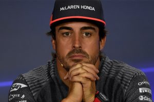 Fernando Alonso mulling his options for next season