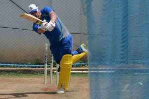 Finch aggravates calf injury ahead of first ODI