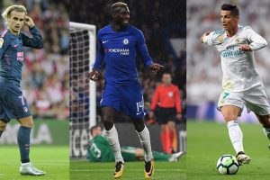 Five must-watch football matches this weekend