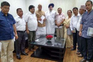 GJM delegation meets Rajnath, presses for Gorkhaland talks