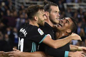 Gareth Bale strikes in vital Madrid win at Sociedad