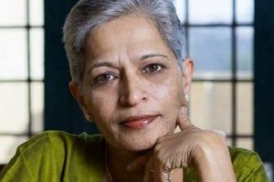 Musical tribute to Gauri Lankesh in Delhi
