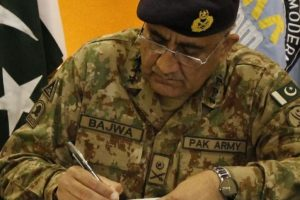 Pakistan army chief confirms death sentences of 4 terrorists
