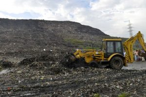 Delhi Lt Governor Baijal bans dumping of solid waste at Ghazipur landfill