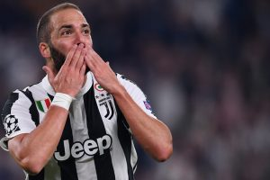 UCL: Super-sub Gonazlo Higuain inspires Juventus to win