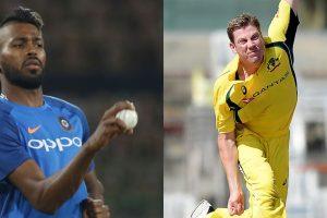 Hardik Pandya vs James Faulkner: Fans await battle of all-round powerhouses