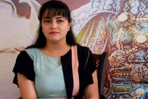 Honeypreet's driver booked for 'helping' her evade arrest