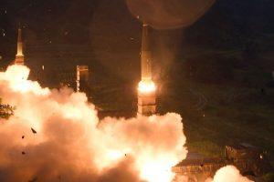 France denounces North Korea's missile launch