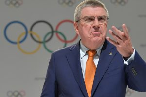 Olympics chief seeks North Korea visit