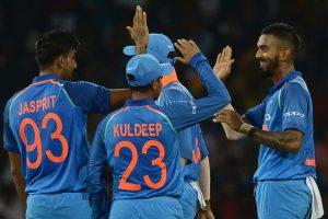 Rahul returns as India field against Sri Lanka in one-off T20I