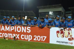 SL win will boost India's confidence ahead of Australia series: Kohli