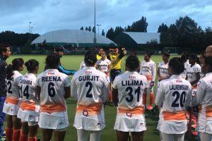 Indian hockey women's team lose 1-3 to Ladies Den Bosch