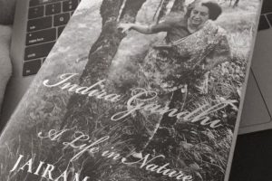 Indira and the bounty of nature