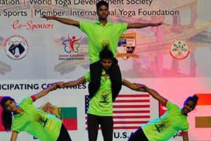 International Yoga Festival starts in Kashmir