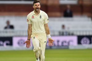 James Anderson joins 500 club as England press for Windies series win