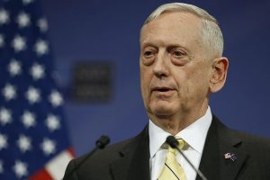 US Defence Secretary Mattis pays surprise visit to Kabul
