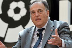PSG make mockery of system: La Liga President