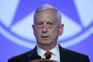 Jim Mattis says US goal is 'not war' over N Korea