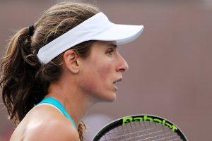 Johanna Konta sees positives in 'open' women's Grand Slam