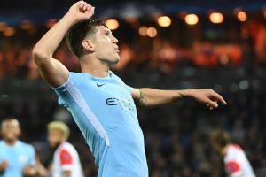 Champions League: John Stones stars as Manchester City crush Feyenoord