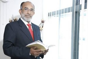 Alphons files nomination for Rajya Sabha poll