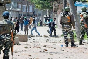 Two Kashmiri stone-pelters sent to judicial custody