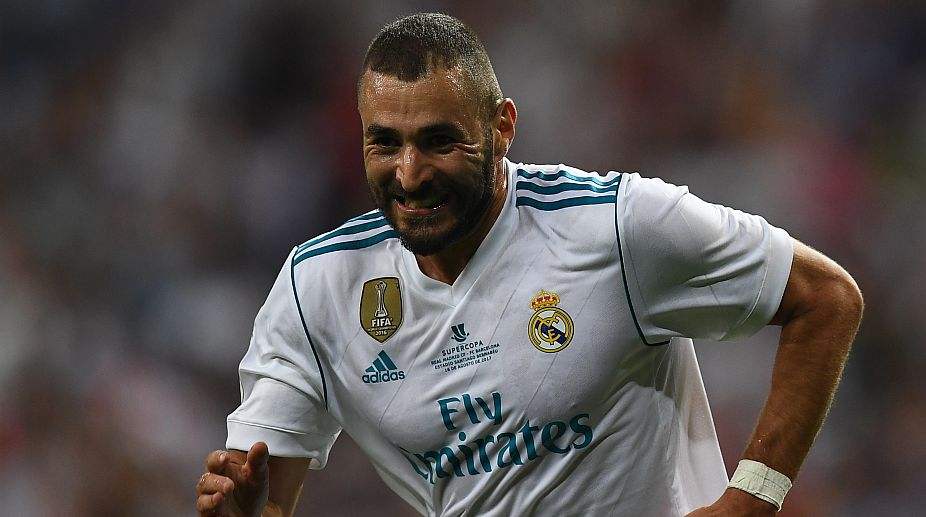 Karim Benzema, Real Madrid C.F., France Football