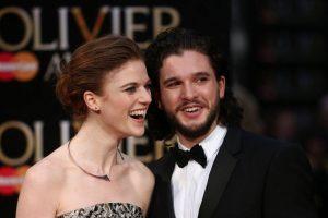 Wedding bells for 'GoT's Jon Snow, Yrgitte