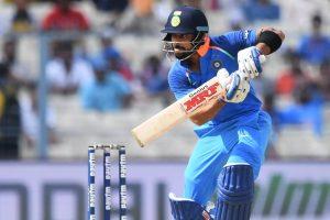 2nd ODI: Virat Kohli's 92-run knock helps India reach 252