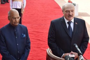 India, Belarus can deepen defence ties with 'Make in India'