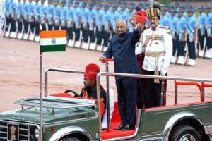 President on two-day Gujarat visit