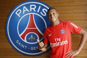 French clubs smash transfer spending records