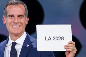 Paris, Los Angeles confirmed as Olympic hosts