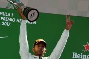 Mercedes' Lewis Hamilton on top after Italian GP win