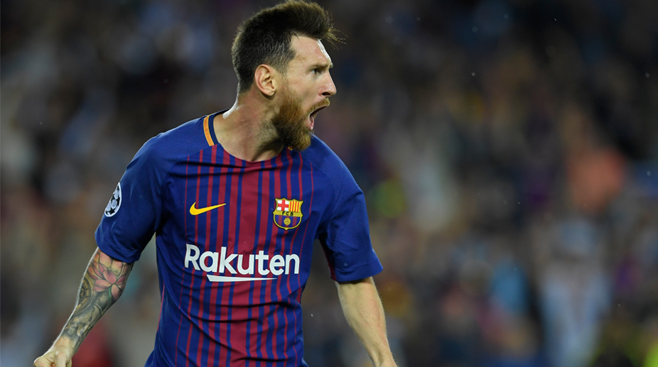 f40a440a485 Champions League  Messi double inspires Barca to Juventus revenge ...