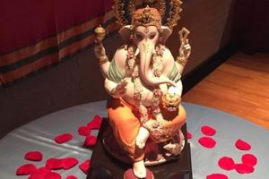 Lladro brings Lord Ganesha to life