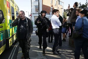 Second man arrested over London Tube bombing