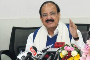 Naidu lauds Miss World campaign for women