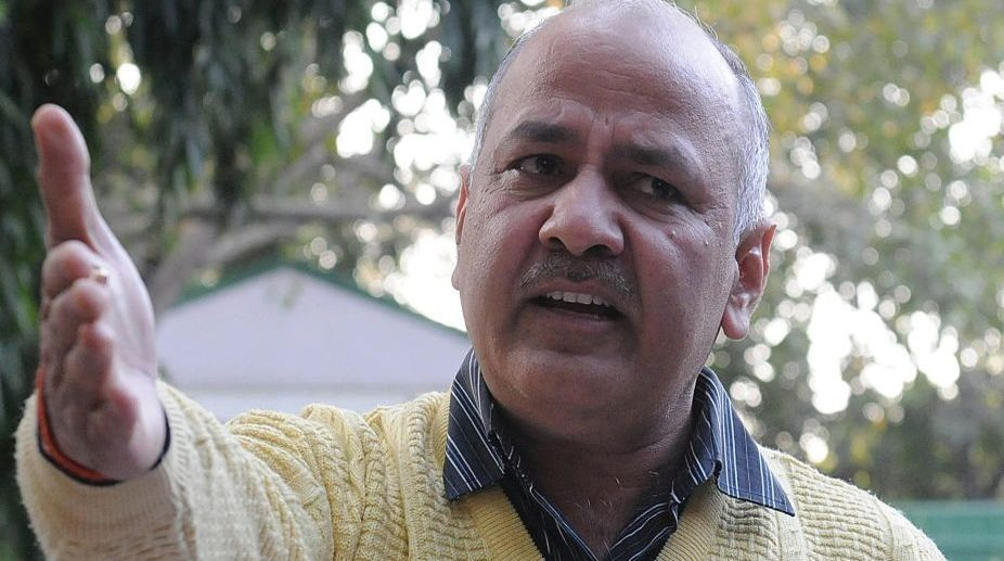 Delhi, Deputy Chief Minister, Manish Sisodia