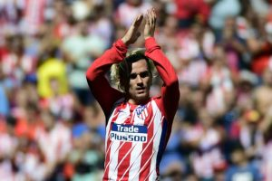 Atletico beat Sevilla to jump to 2nd place in La Liga