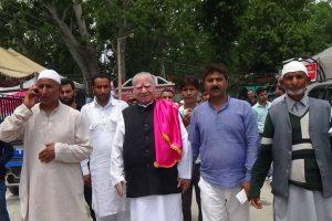 Congress veteran Makhan Lal Fotedar dies