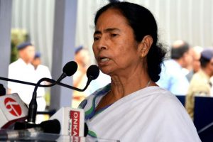 Mamata describes demonetisation as 'DeMoDisaster'