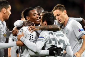 UCL: Rampant Manchester United run riot in Moscow